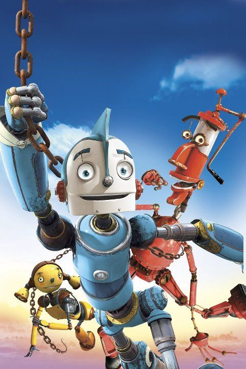 Robots With Images Streaming Movies Free Blue Sky Studios Robot