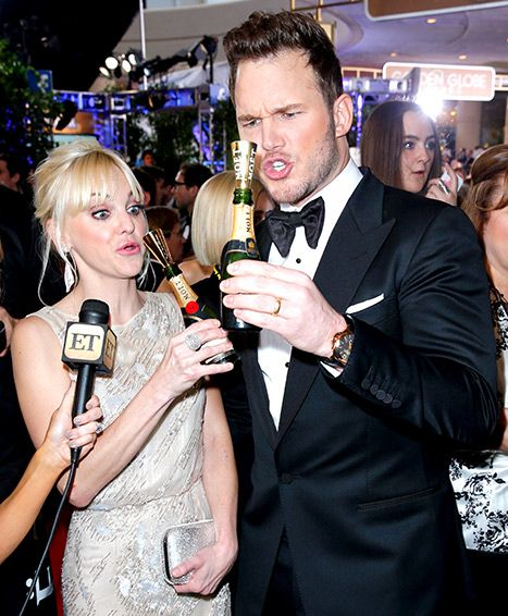 Chris pratt and anna faris are hands down the funniest couple don chris pratt and anna faris are hands down the funniest couple dont you junglespirit Image collections