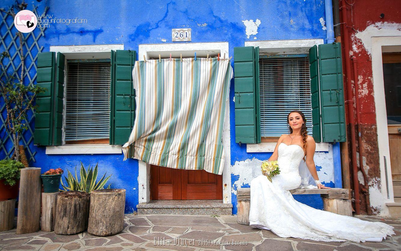 Burano Island Venezia / Italy