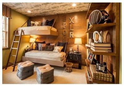 dormitorios rusticos modernos Architecture home decor Pinterest
