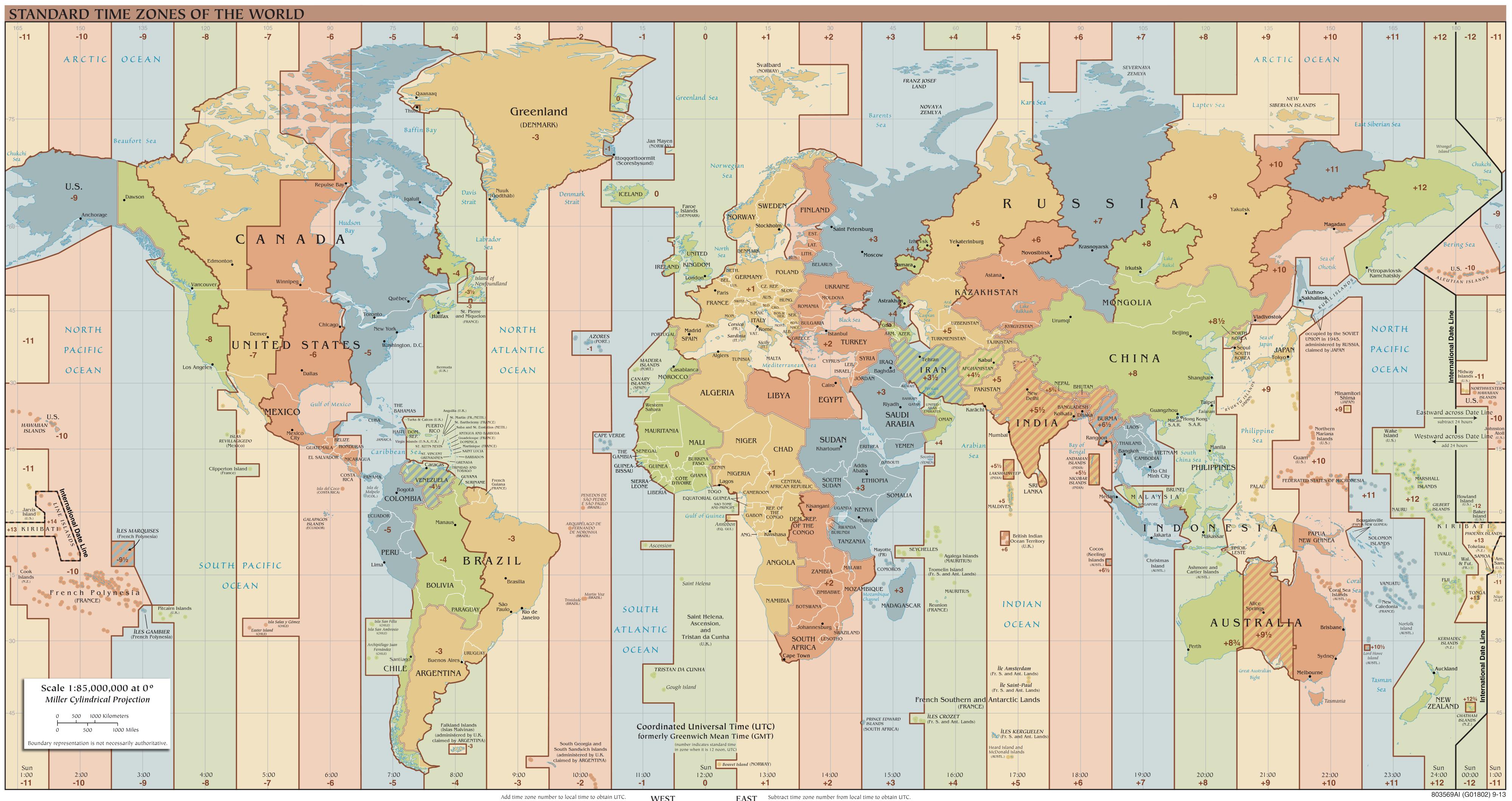 Tijdzones wereldg 40002120 pav interessante links pinterest explore world time zones time zone map and more gumiabroncs Gallery