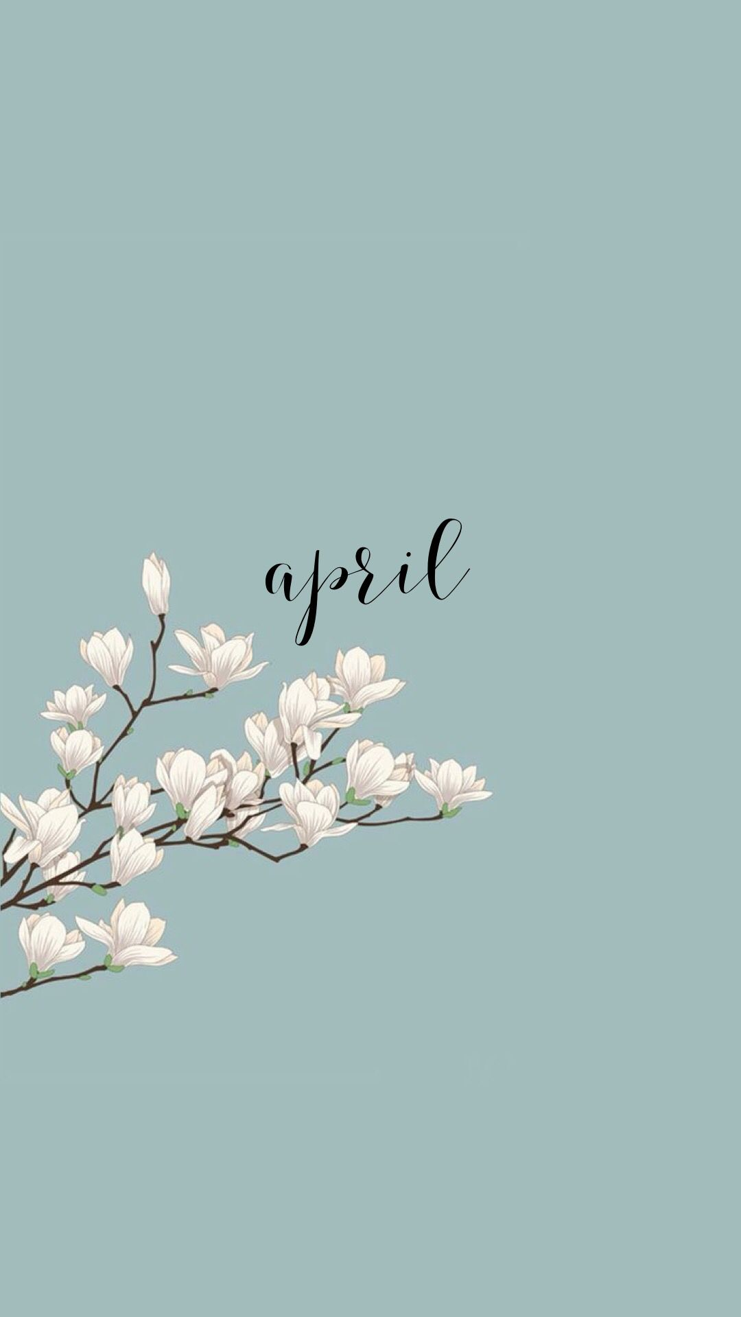 april wallpaper #happyfallyallwallpaper