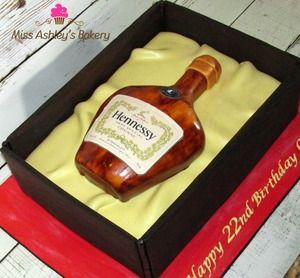 hennessy cake 4jpg miss ashleys bakery cakes