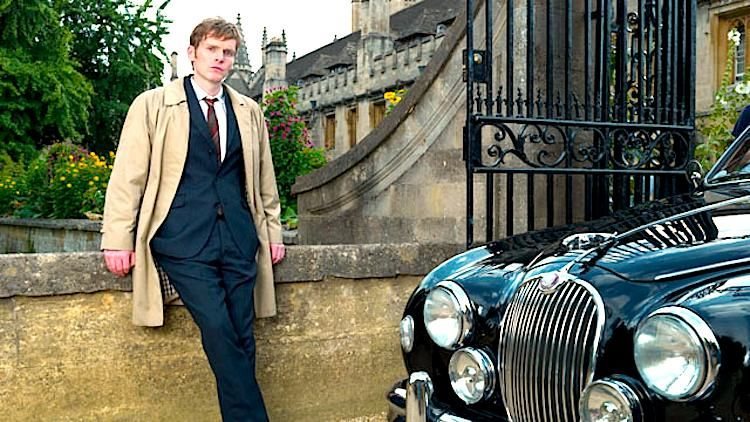 Miniseries of the month endeavour in 2020 shaun evans