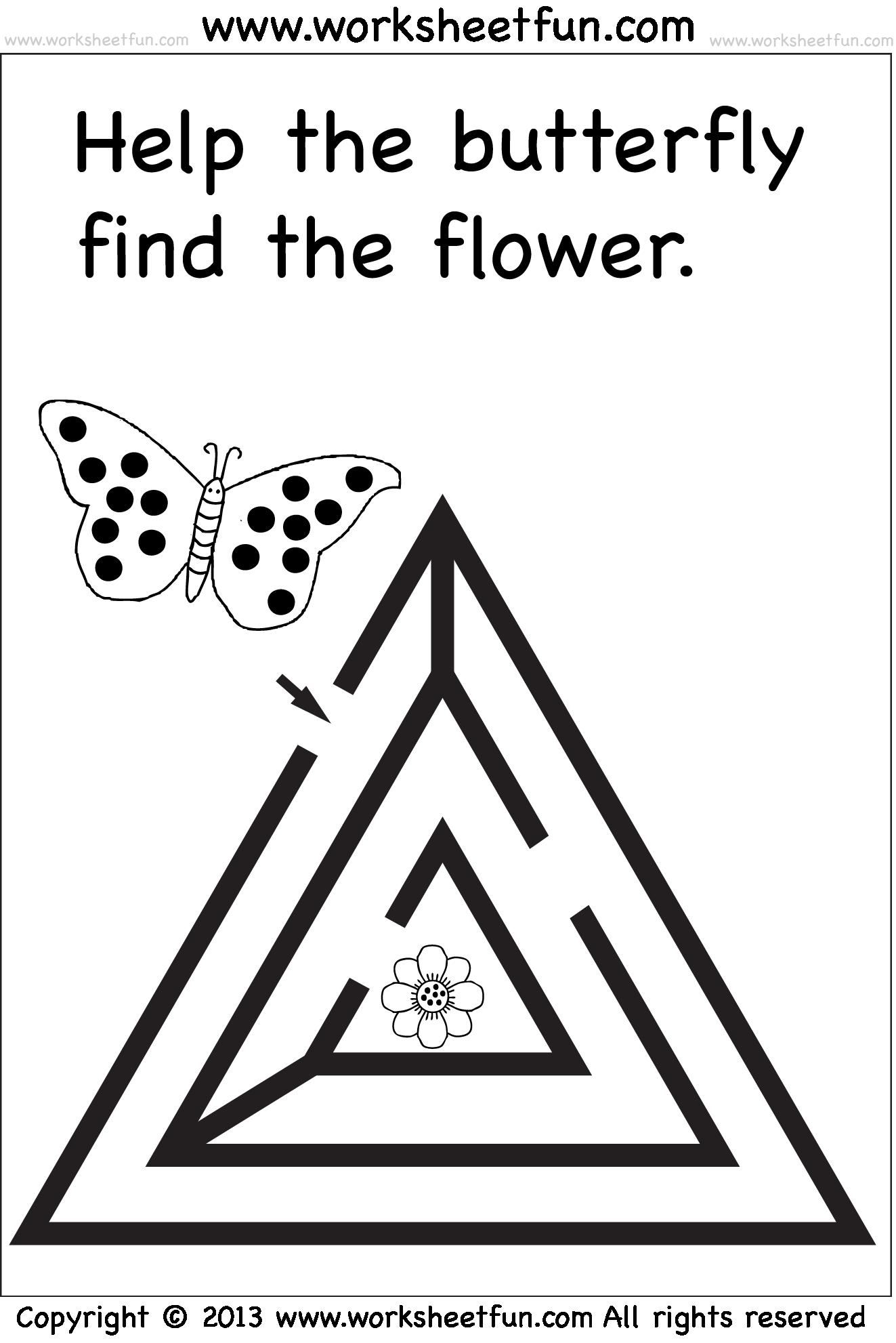 Most Popular Worksheets FREE Printable Worksheets Worksheetfun – Free Printable Worksheets for Preschool and Kindergarten