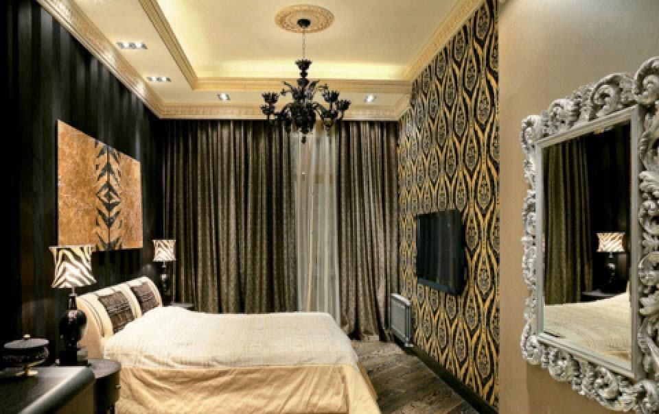 Gold Themed Schlafzimmer Ideen   Schlafzimmer