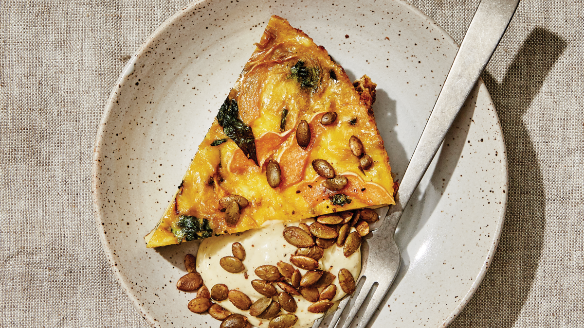 For Soft Custardy Light Layers Like Those Found In Japanese Style Omelets Cook It All Slow And Low Squash Frittata Recipes Frittata