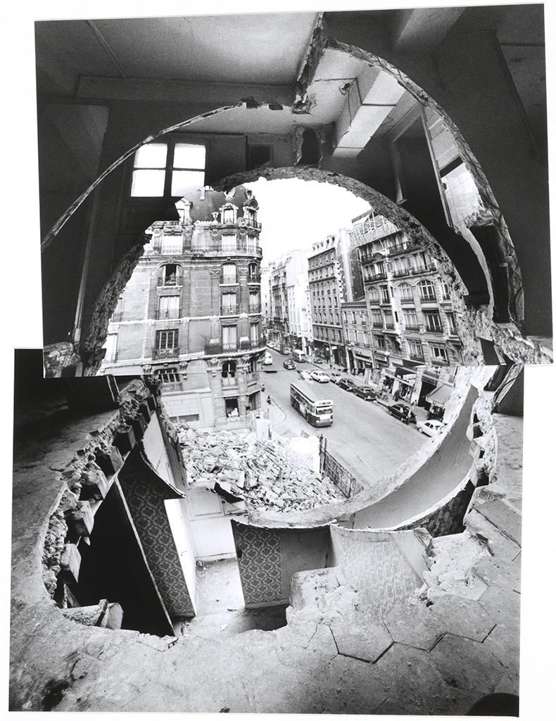 Splitting, cutting, writing, drawing, eating… Gordon Matta-Clark at Culturgest Lisbon - Artmap.com