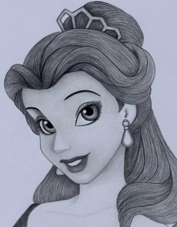 7 Tips To Draw Stunning Cartoon Characters Disney Pencil