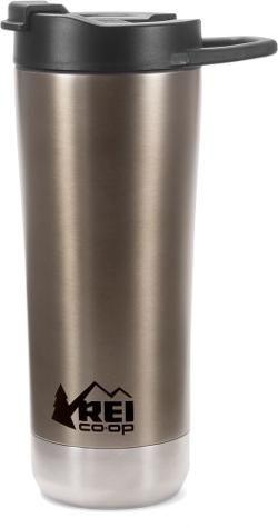 REI Co-op Stainless-Steel Vacuum Mug - 20 fl. oz. Stainless Steel