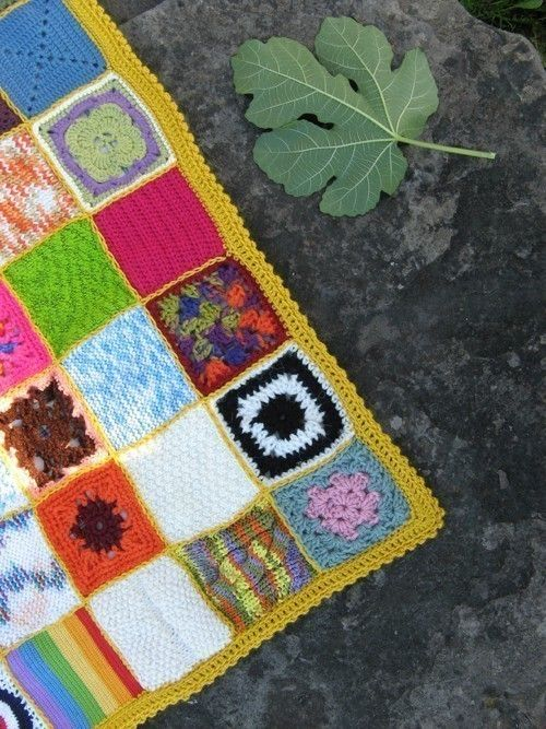 CHARITY  COLLECTIVE BLANKET RAFFLE by Rebusca on Etsy