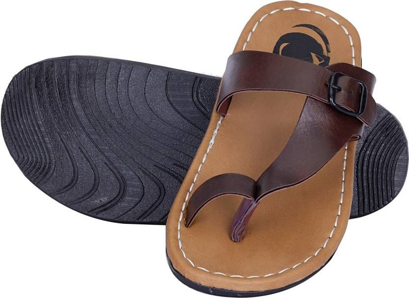 d8a4d66ecd16 Emosis Men Brown Sandals - Buy Brown Color Emosis Men Brown Sandals Online  at Best Price - Shop Online for Footwears in India