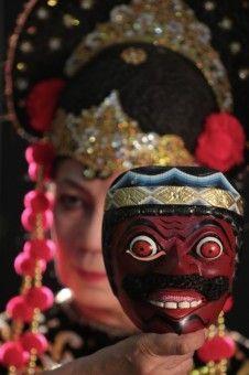 Masker Topeng Gambar Budaya