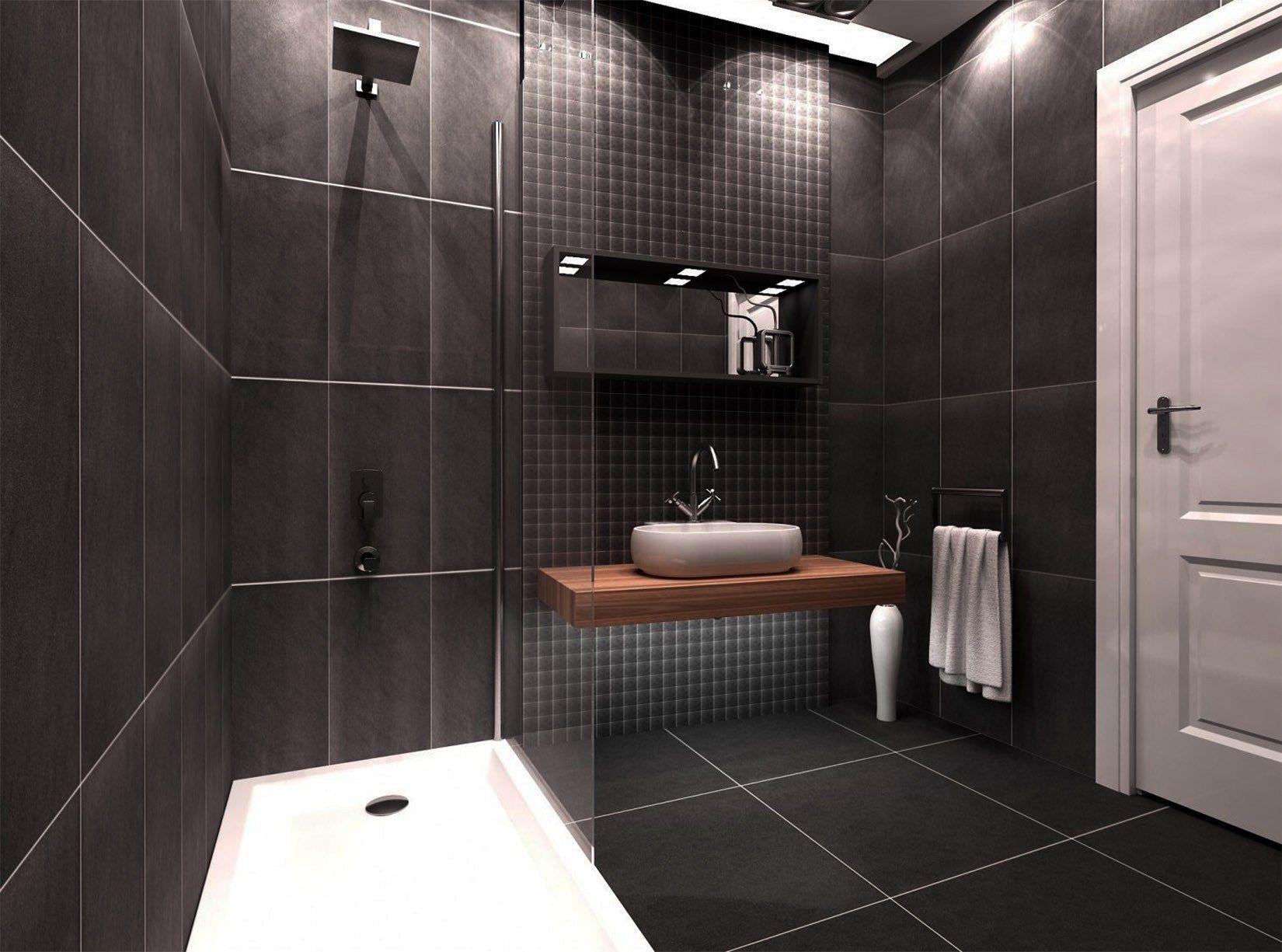 Sleek Modern Bathroom Design Ideas Are In Trend 2018 Decornp Also Modern Bathroom Top Bathroom Design Modern Small Bathrooms