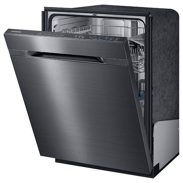 """24"""" Dishwasher Black Stainless Steel Samsung"""