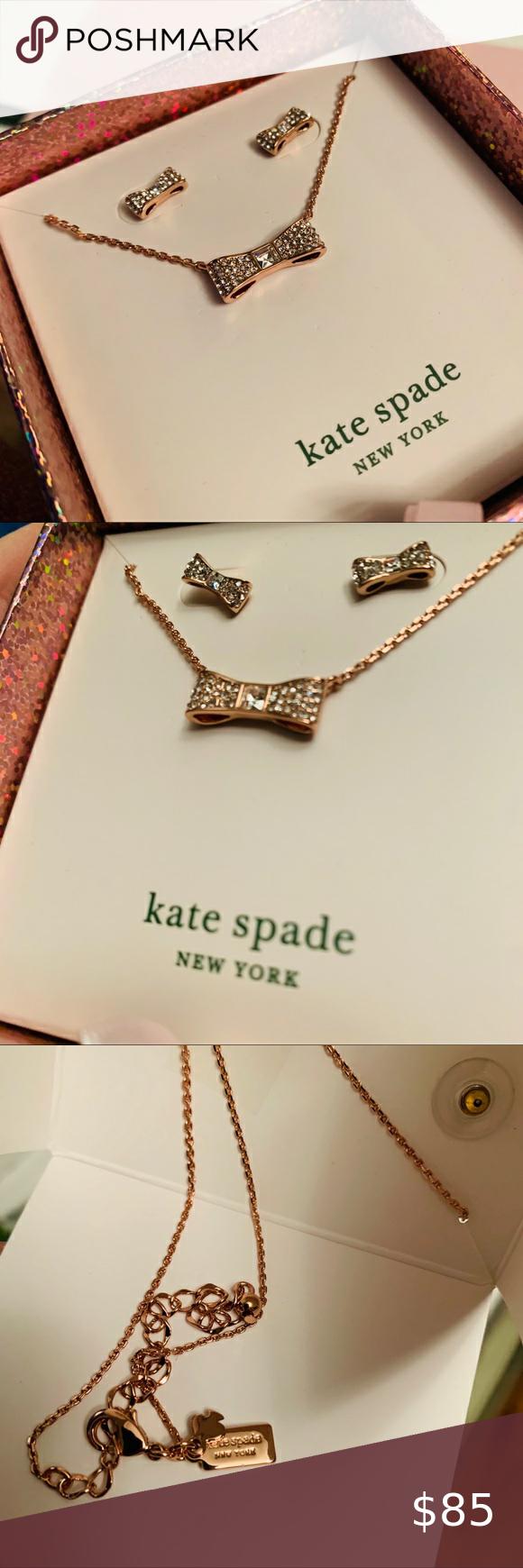34+ Kate spade jewelry gift set info