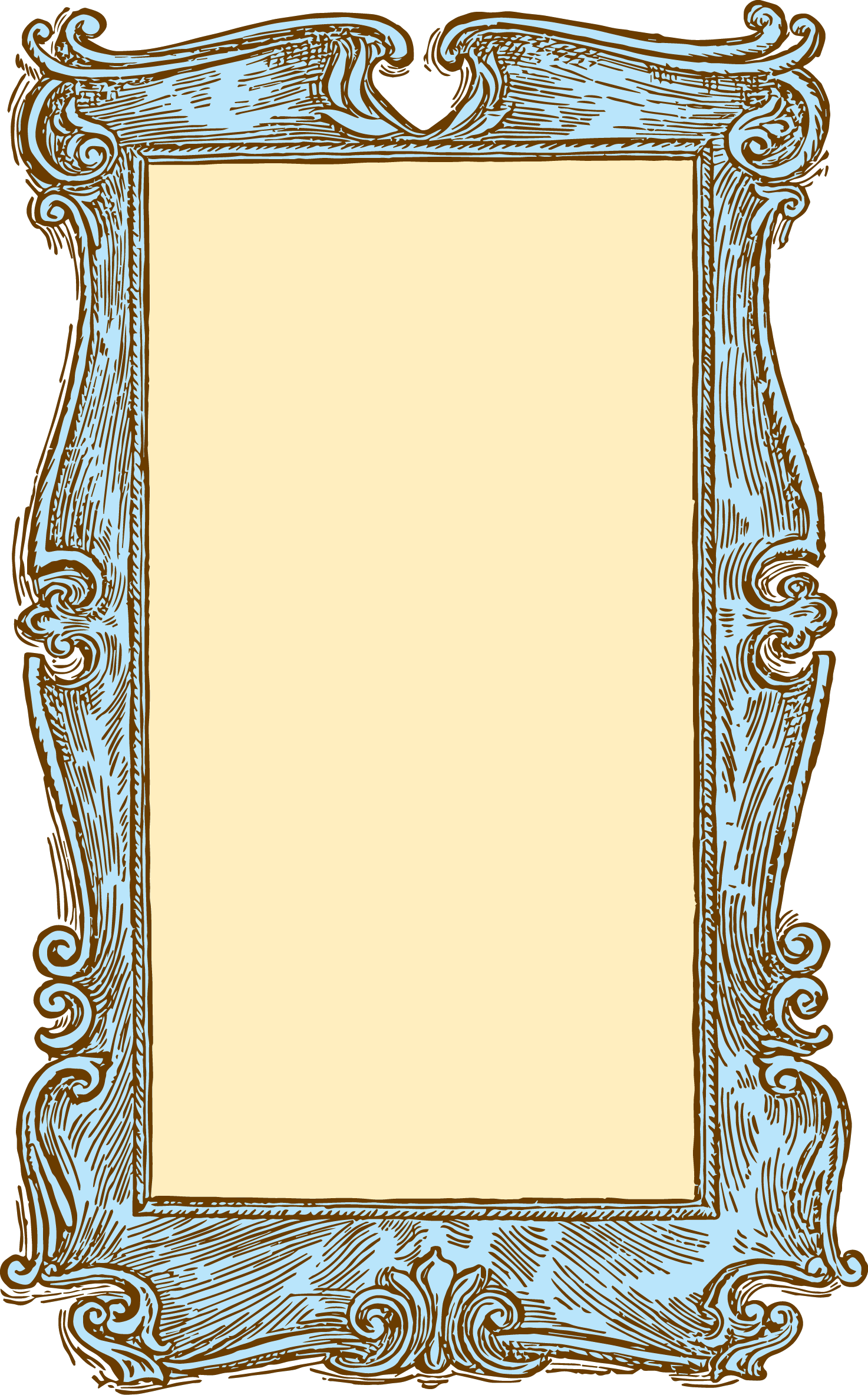 Free Vintage Frame Comes In Multiple Colors In 2020 Clip Art Vintage Vintage Frames Clip Art