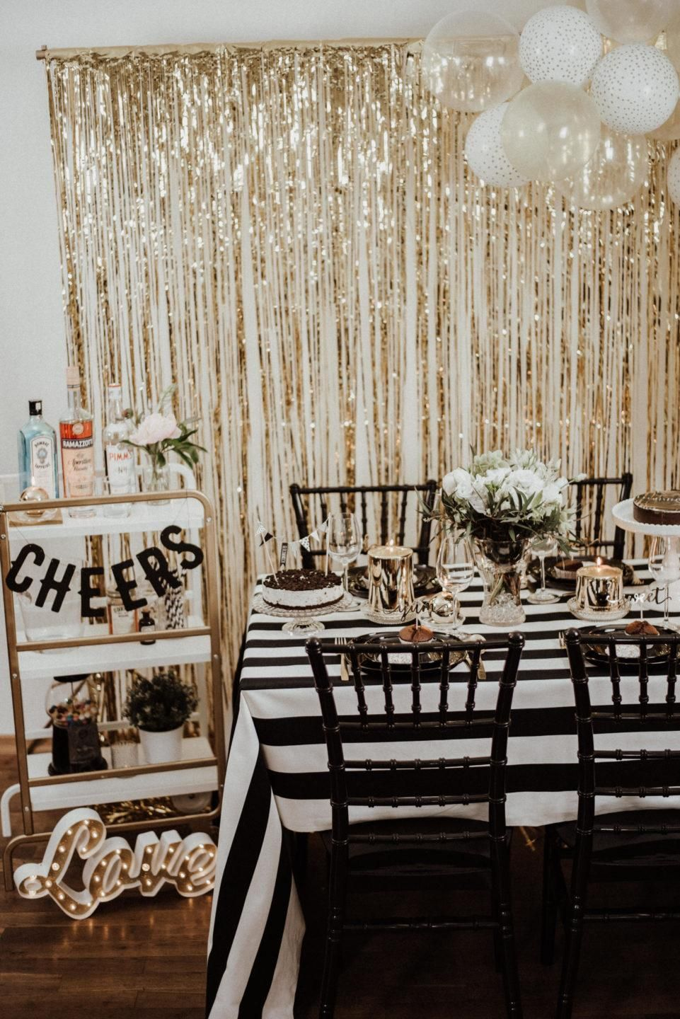 Photo of 1920's Gatsby Party and Whiskey Bar We just say: The Great Gatsby. Why …