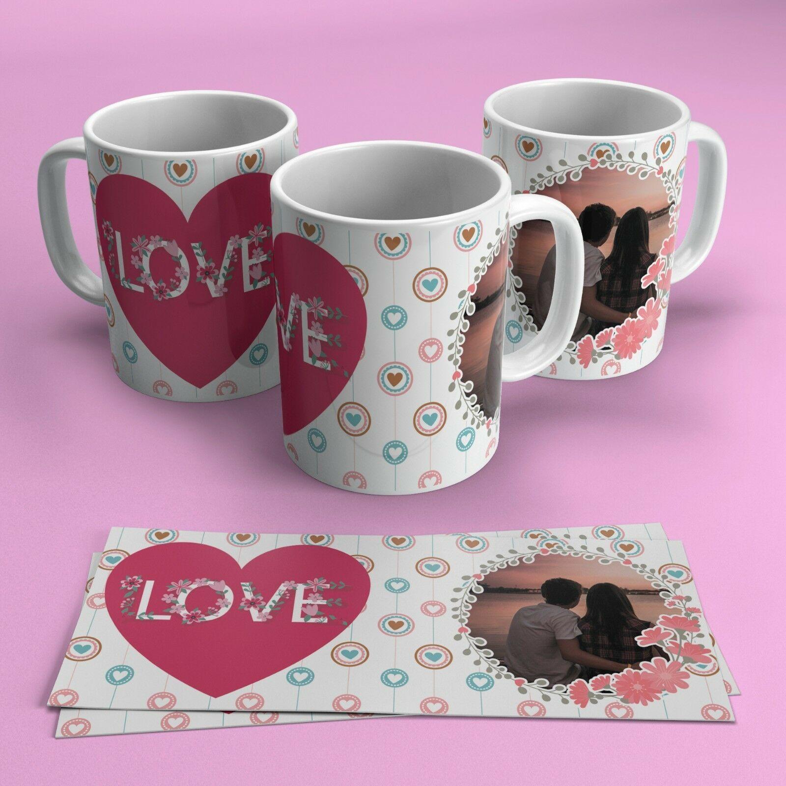 Personalised valentines day gift amazing wife husband mug