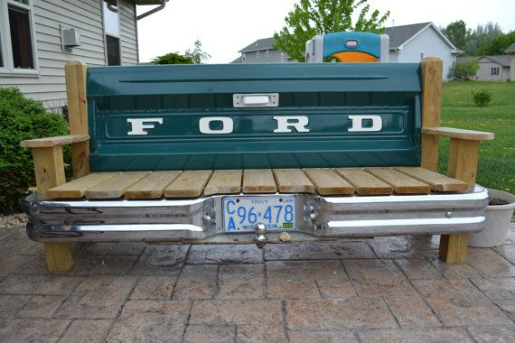 Ford Tailgate Bench With Bumper Tailgate Bench Truck Tailgate Bench Tailgate