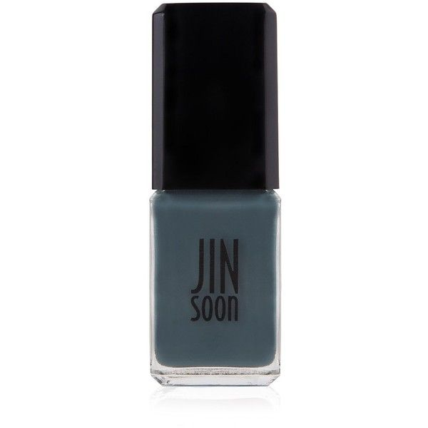 JINsoon Charade Nail Polish/0.37 oz. (56 BRL) ❤ liked on Polyvore featuring beauty products, nail care, nail polish, nail, charade and cosmetics - treatment brand