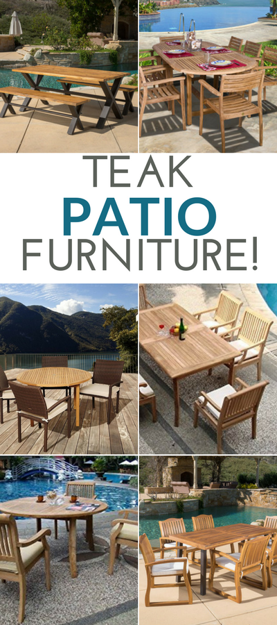 Best Teak Patio Furniture Sets - Beachfront Decor - Best Teak Patio Furniture Sets - Beachfront Decor Patio Furniture