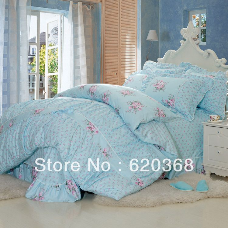 Aliexpress.com : Buy 100% COTTON Lover's Lost  Korean Style 4pcs Bedding Sets/bed set bed sheets duvet cover pillowcase with For Retail & Wholesale from Reliable bed sheet wholesale suppliers on Yous Home Textile $63.00