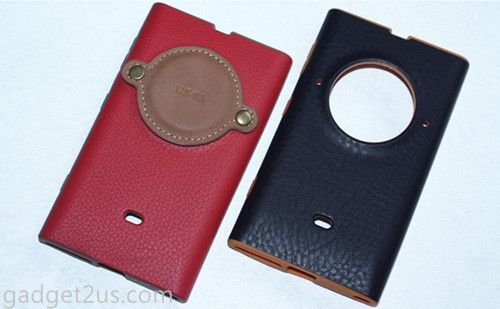Nokia Lumia 1020 leather Protector