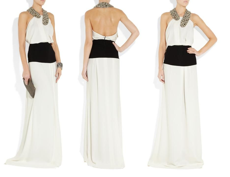 Vestido de fiesta largo imitacion Victoria Beckam : VCTRY\'s BLOG ...