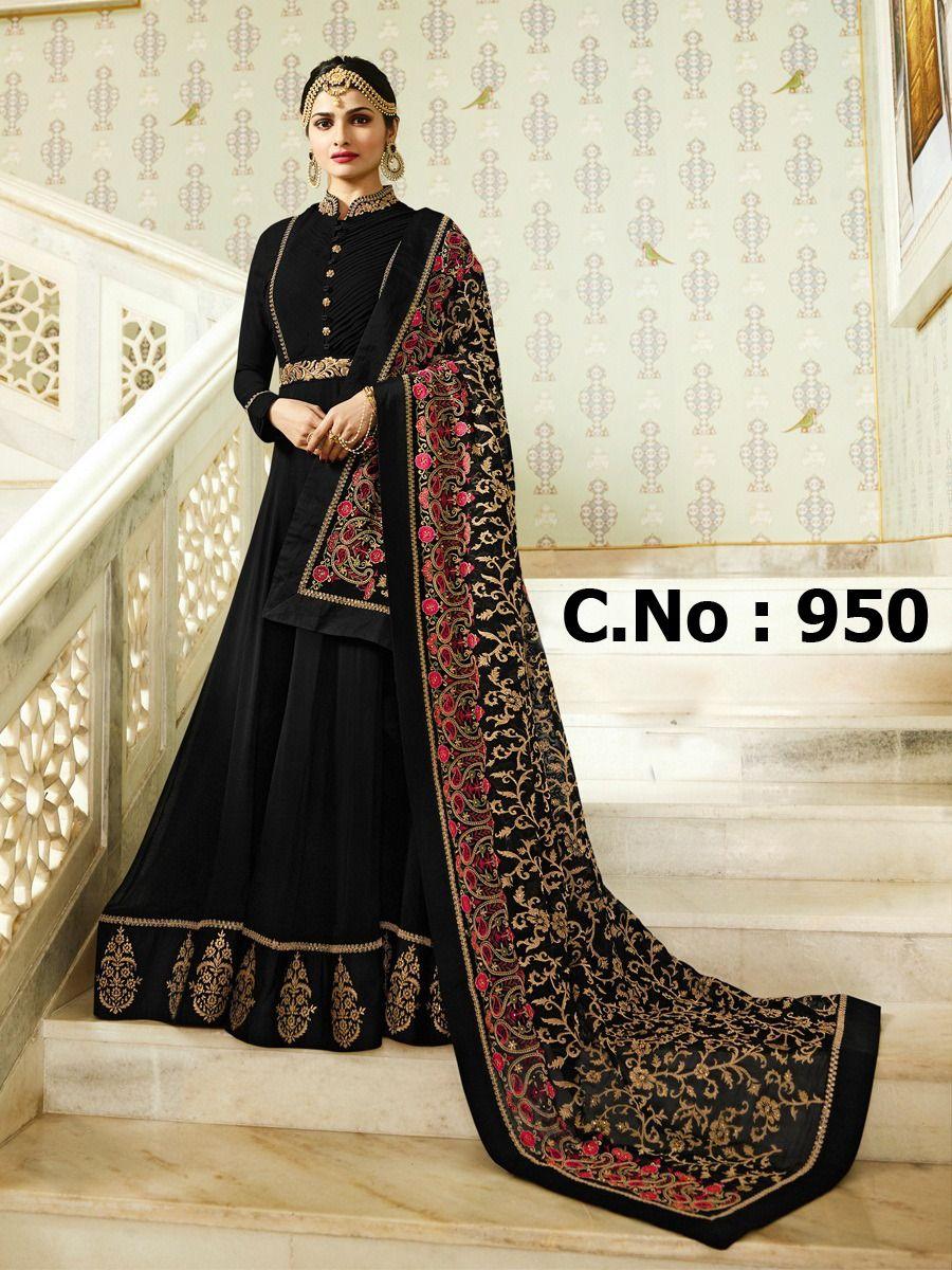 0bd824ca369f Indian Bollywood Anarakli Black Salwar Kameez Pakistani Wedding Shalwar Eid  Suit: eBay Shopping #sawarkameez #ebaysalwarkameez #eBaysalwarsuit  #sawaruit ...