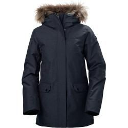 Photo of Helly Hansen Woherr Rana winter jacket parka navy Lhellyhansen.com