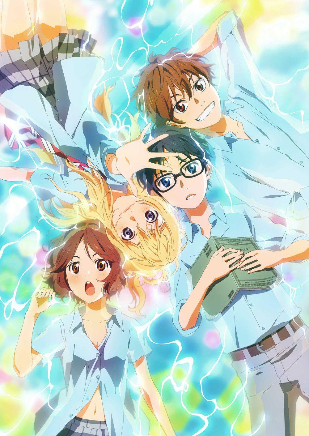 Anime I'm Ashamed I Enjoyed Your lie in april