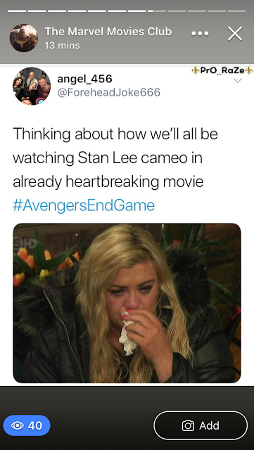 Marvel Avengers EndGame Twitter Reaction and Memes! | MEMES by