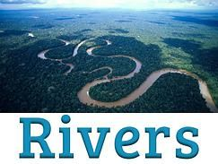 Ks2 Geography Ks3 Geography Geography For Kids River Facts