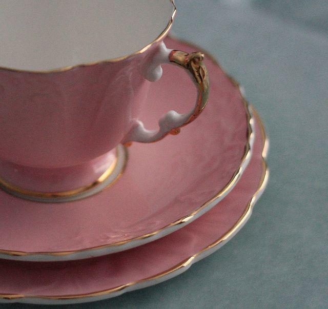 aynsley tea cup set