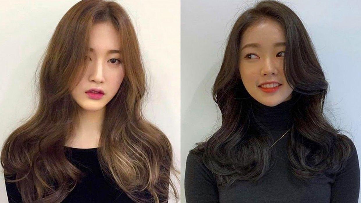 Pin By Stefh Medina On Hair Asian Long Hair Long Hair Styles Ulzzang Hair