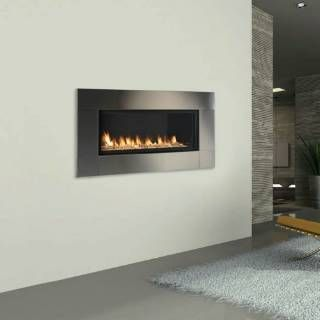 Majestic Applause 42 Vent Free Linear Fireplace With Signature Command Control Vent Free Fireplaces Ethanol Fireplace Indoor Fireplace Bioethanol Fireplace