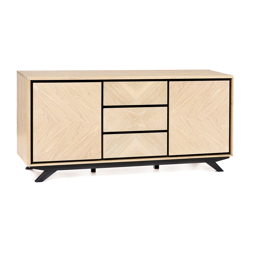 Maddox Contemporary Sideboard Large Contemporary Sideboard