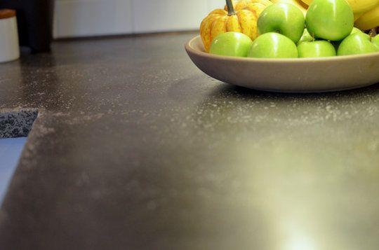 Claire Jeffrey S Kitchen The Big Reveal Diy Concrete