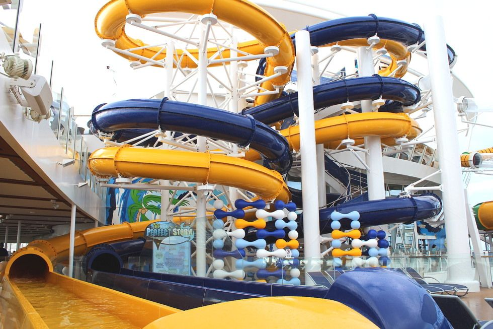 Pin by Polin Waterparks on Royal Caribbean Harmony of The