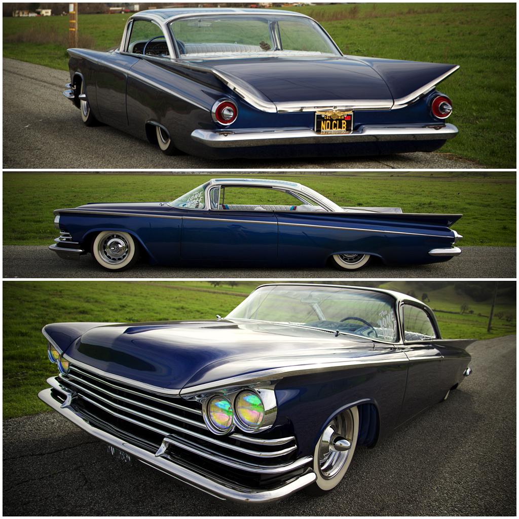 Gmc Car Wallpaper: 1959 Buick Kustom By Adam's Rotors Inc.