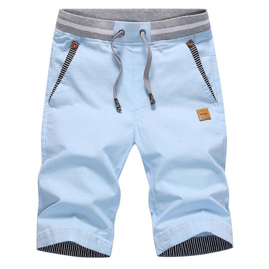 M/&S/&W Mens Loose Hip Hop Cropped Jeans Work Denim Shorts Cargo Pockets