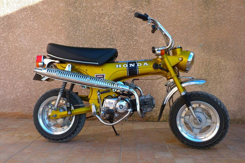 honda dax st70 google search best design pinterest honda mini bike and honda bikes. Black Bedroom Furniture Sets. Home Design Ideas