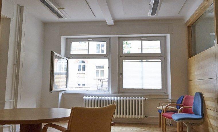 Büroräume in zentraler Stuttgarter Lage #Büro, #Bürogemeinschaft, #Office, #Coworking, #Stuttgart