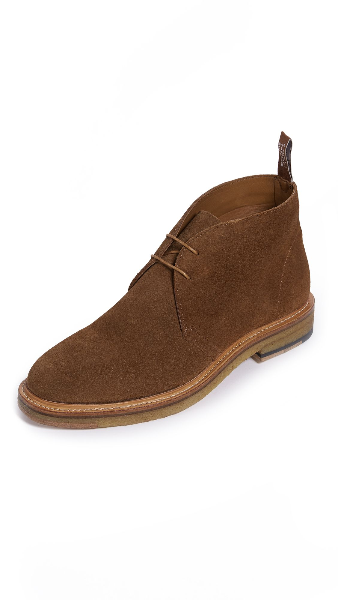 537121984ab1 R.M. WILLIAMS TANAMI SUEDE CHUKKA BOOTS.  r.m.williams  shoes ...