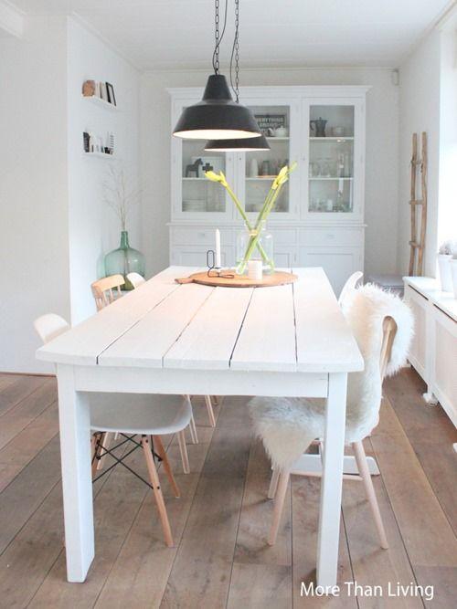 perfekt stylisches wohnzimmer - toller fu boden und der passt perfekt zum landhausstil