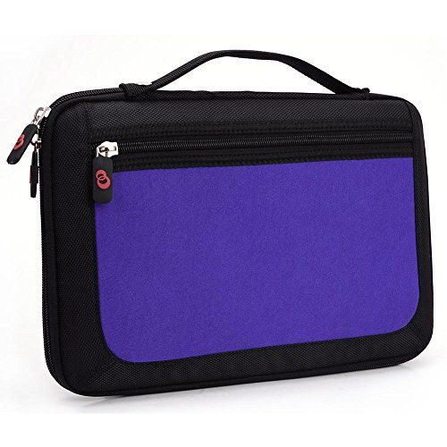 Exxist Purple Universal Hardshell Case for 11 inch Tablets Fits Asus Eee Pad Transformer / Transformer TF101 - http://www.homeandofficeproducts.com/exxist-purple-universal-hardshell-case-for-11-inch-tablets-fits-asus-eee-pad-transformer-transformer-tf101/