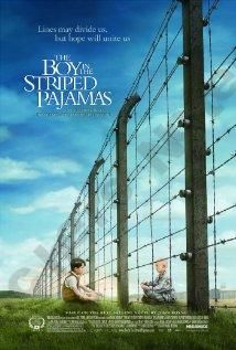 The Boy in the Striped Pajamas- Completely devastating .... will be one of those movies that will stay with me my entire life