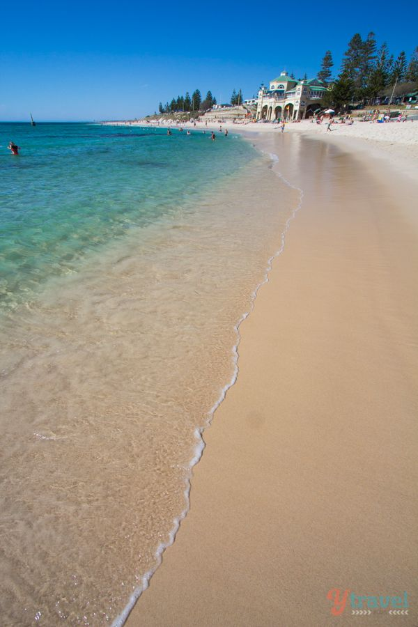 Cottesloe Beach In Perth Western