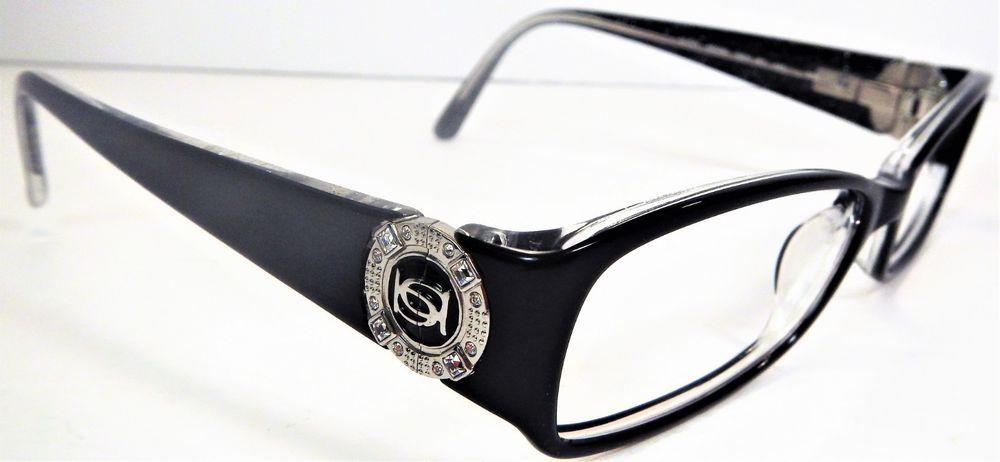 d9876c2473 BeBe Glitzy Eyeglass Frames BB5060 Jet Black 52 15135 w Glitter Temple  Interior  bebe  Glitzy  Black  Glitter  JetBlack  eyeglasses   DesignerEyewear ...